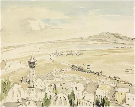 مدينة حماة 1918