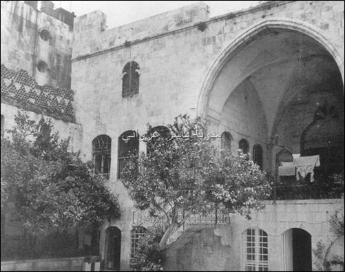 بيت طيفور - مدبنة حماة