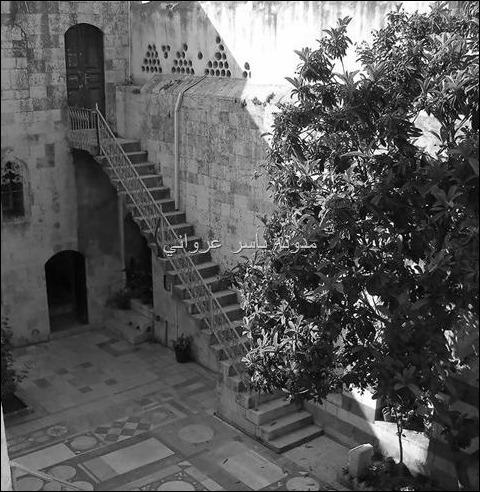 مدينة حماة بيوت قديمة