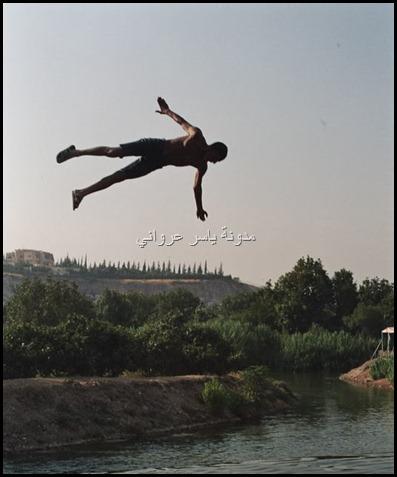 النَكْس في نهر العاصي