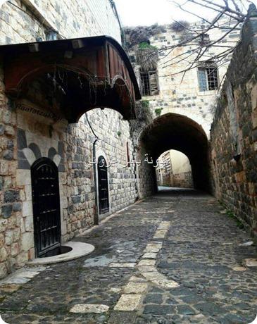 مدينة حماة القديمة