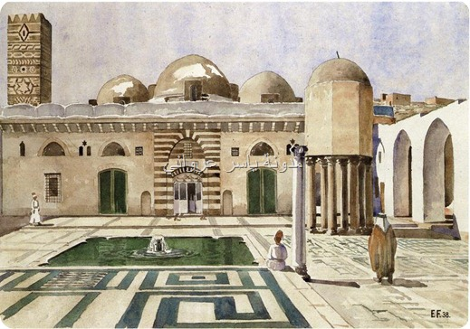 الجامع الكبير بمدينة حماة