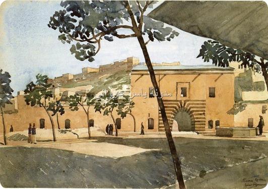باب خان رستم باشا