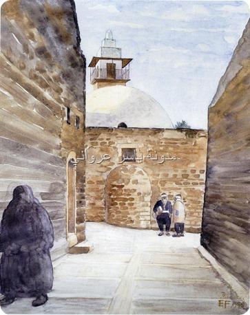 جامع الدنوك بمدينة حماة