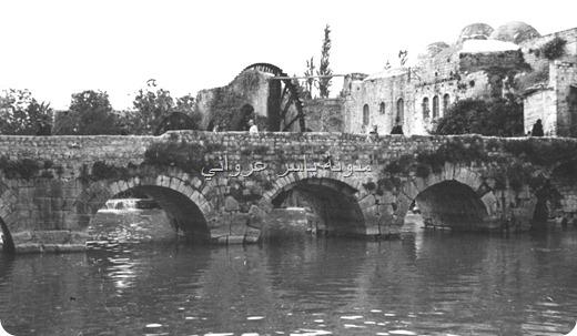 جسر الكيلانية صورة قديمة