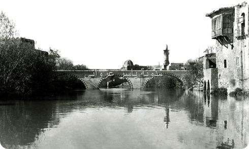جسر الهوى عام 1922 م