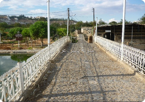 جسر باب النهر صورة حديثة