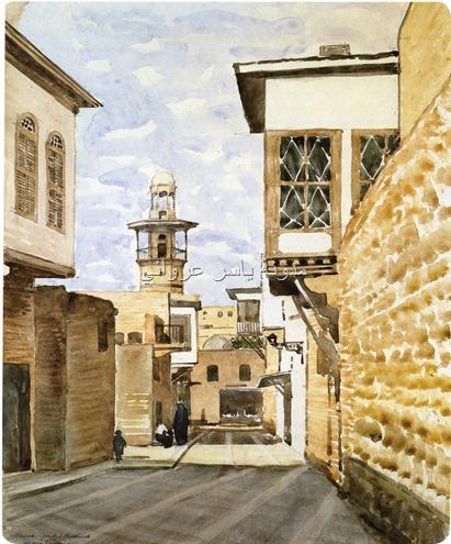 حي المدينة بمدينة حماة