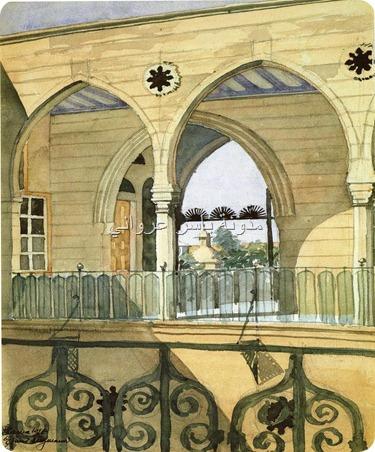 قصر العظم بمدينة حماة