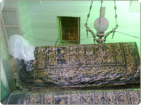 ضريح الشيخ علوان