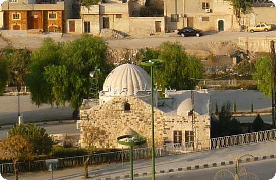 جامع العزي بمدينة حماة