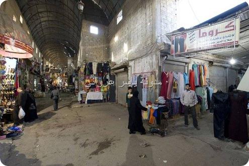 المحلات في سوق الطويل