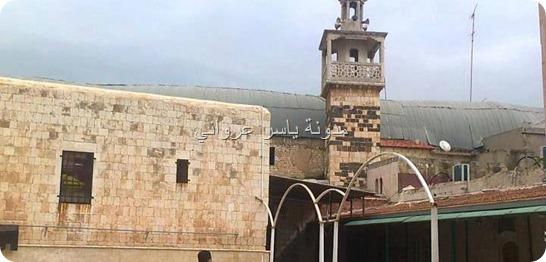 جامع الأشقر سوق الطويل