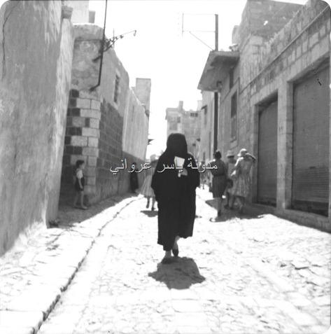 أحياء حماة القديمة 1960