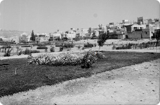 الواجهة الجانبية لحي الكيلانية 1960