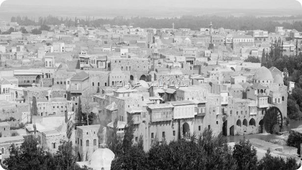 حي الكيلانية الأثري في مدينة حماة