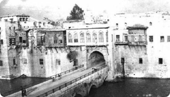 واجهة وجسر الكيلانية