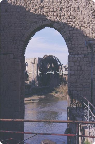 قناطر ناعورة الجسرية ثمانينيات القرن العشرين
