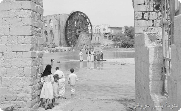 قناطر ناعورة الجسرية خمسينيات القرن العشرين,