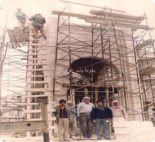 اعادة بناء ساعة حماة
