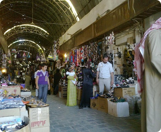 خان برهان الأثري  مدينة حماة ,