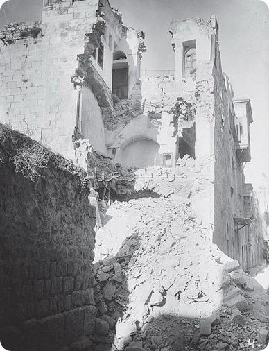 زلزال نابلس