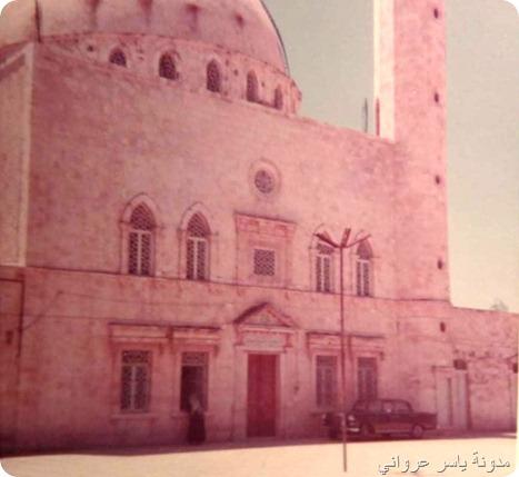 جامع التكية الهدائية 1975م