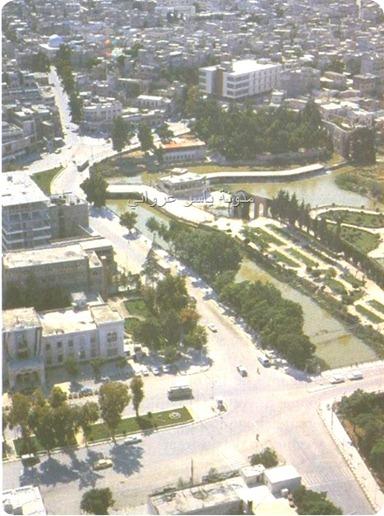ساحة العاصي في حماة