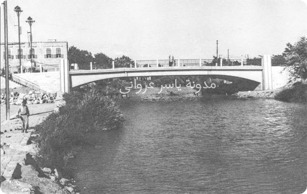 جسر الشهيد شفيق العبيسي